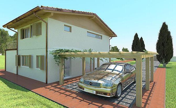 Prefabbricati per abitazione case prefabbricate e casette for Mini case prefabbricate