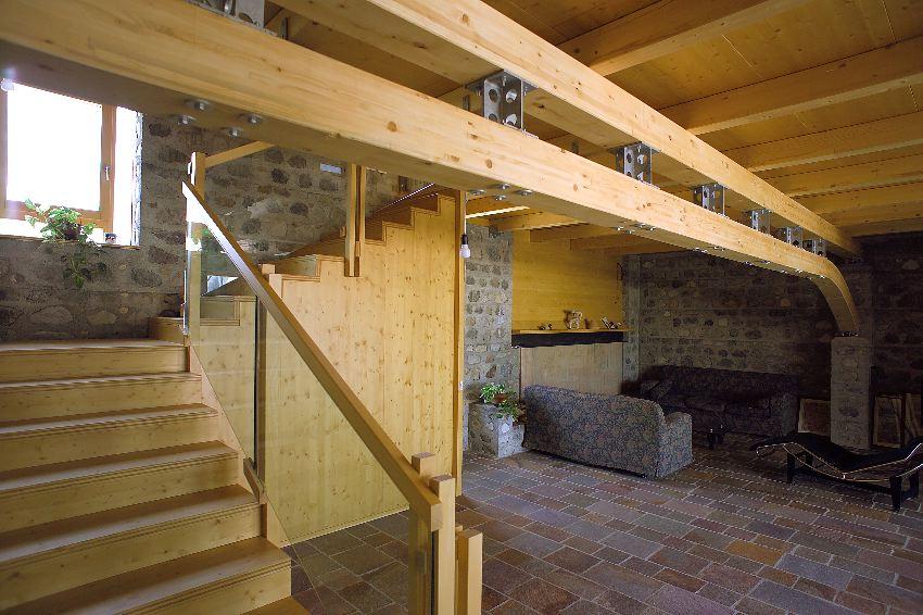 Illuminazione sottotetto in legno una collezione di idee - Illuminazione sottotetto legno ...